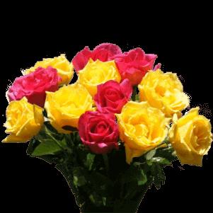 Yellow and Orange Wedding Flowers  Martha Stewart Weddings