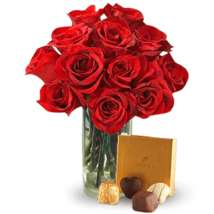 Love, roses and Chocolates in Puerto Rico